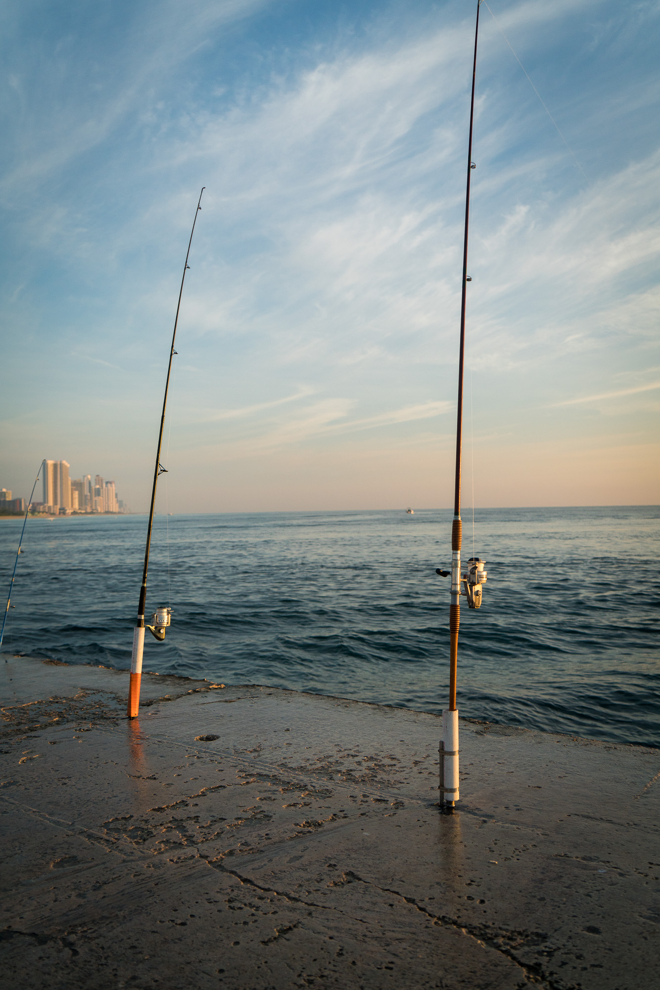 Fishing rods Bal Harbour, FL