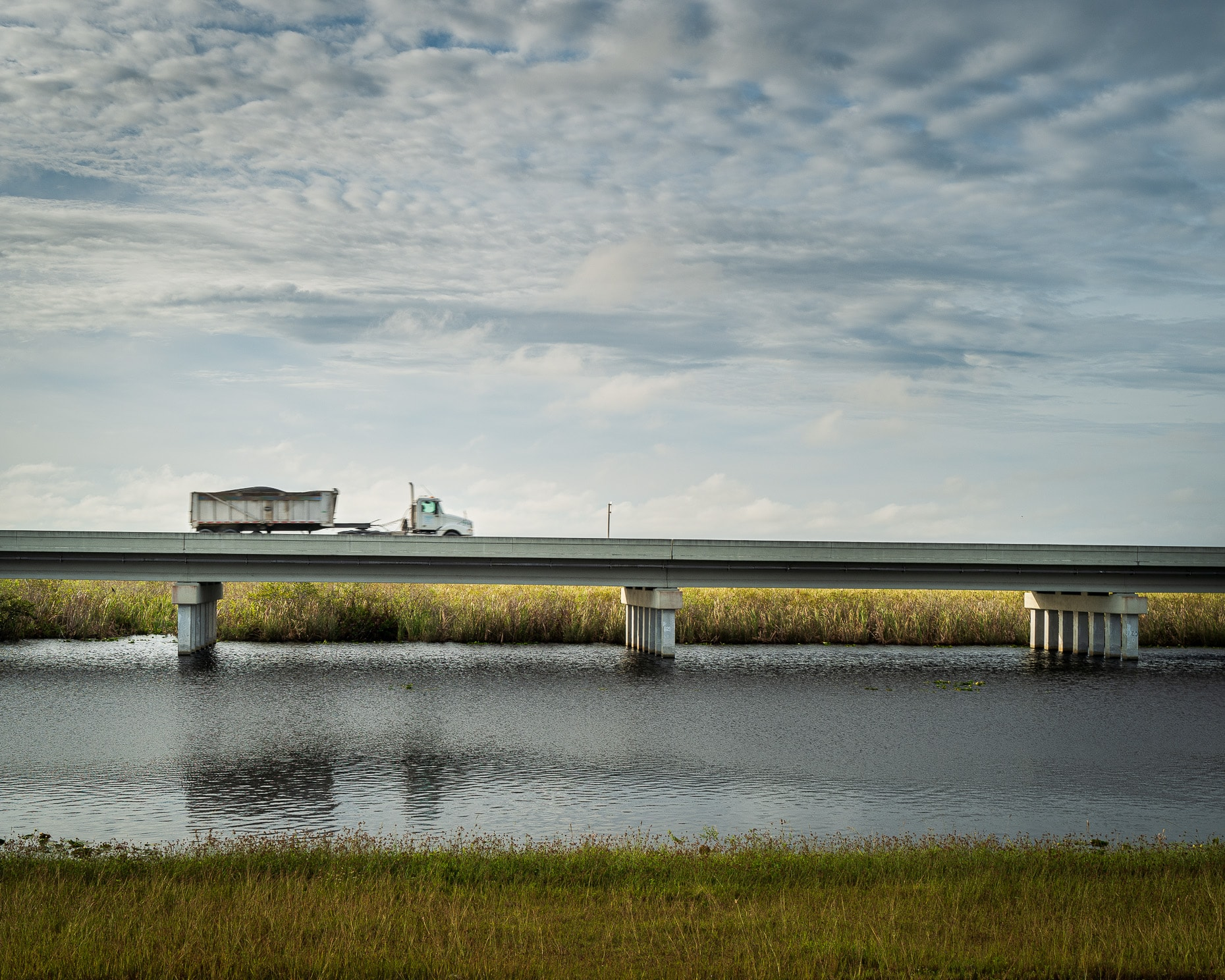 Bridge to let Everglades water flow