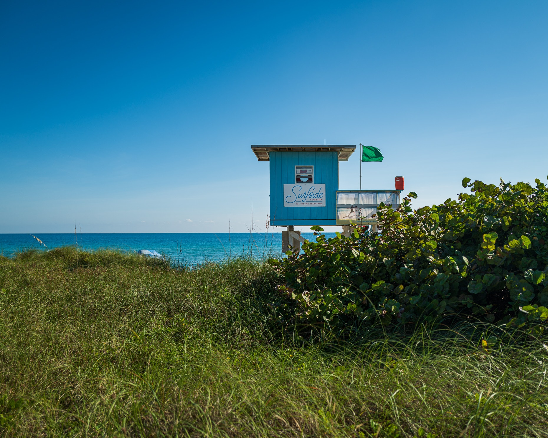 Surfside Lifeguard station