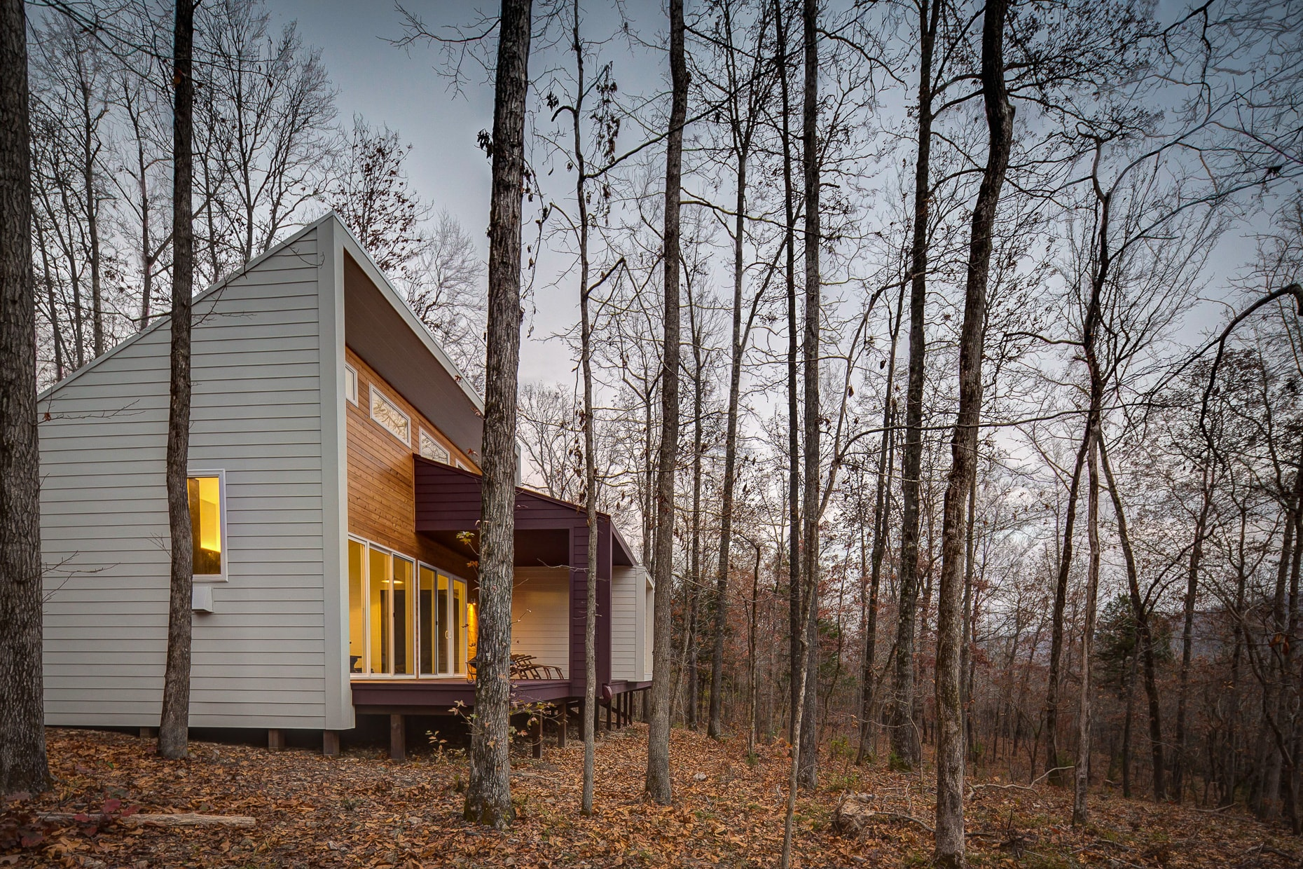 Arkansas cabin Dwell Mag