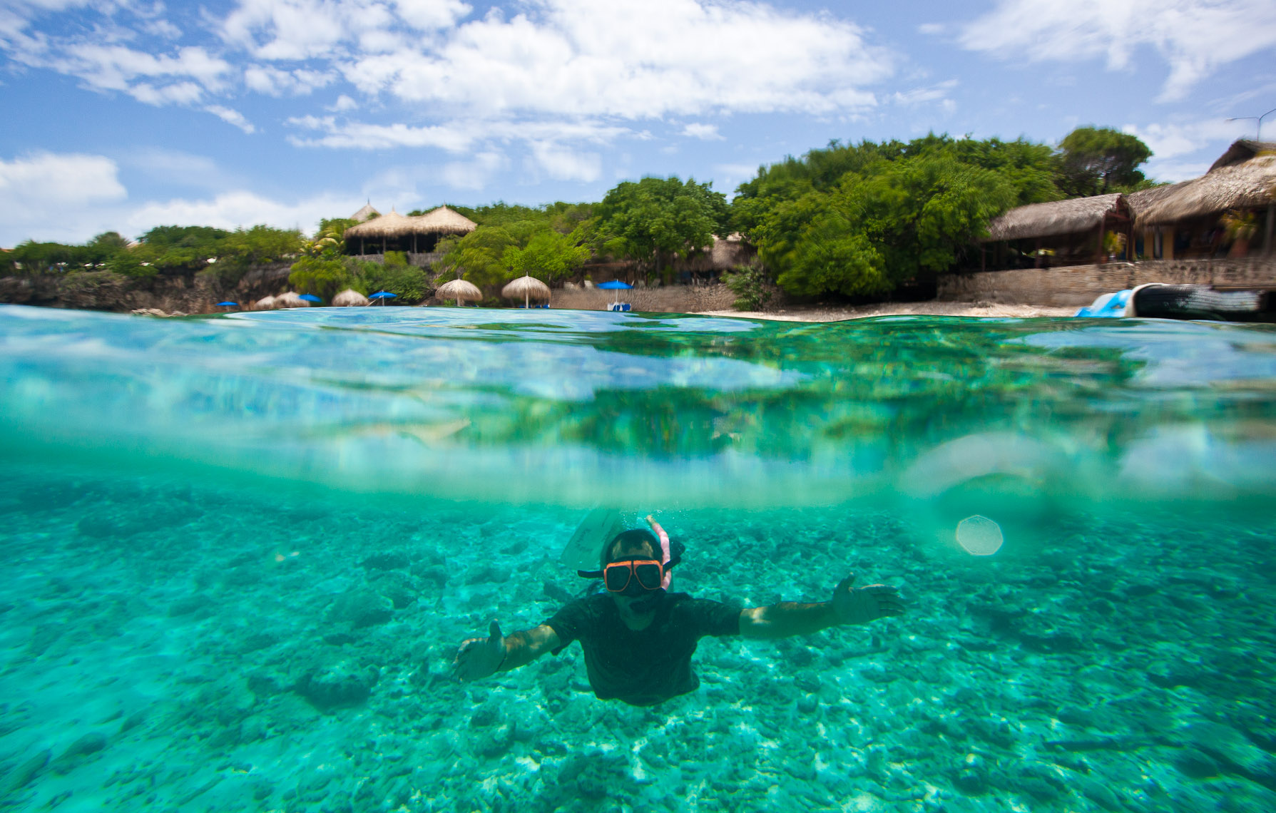 Snorkeling Kura Hulanda Lodge & Beach Club