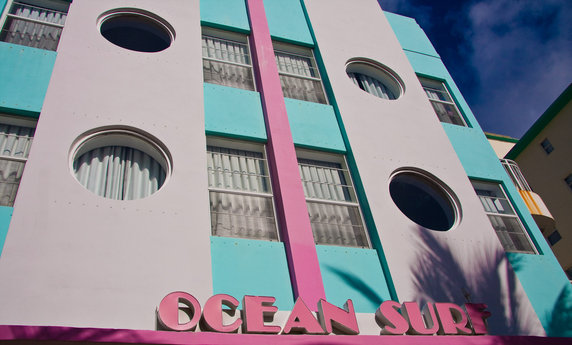 North Ocean Drive Miami Beach, FL